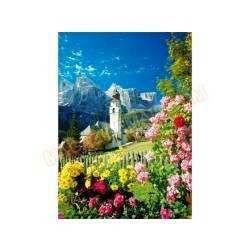 Puzzle 1500 Peças - Itália, Dolomitas - B10 251068
