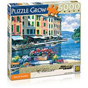 Puzzle 5000 Peças - Vista de Portofino-  B6  - 251000