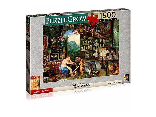 Puzzle Alegoria Da Visão - 1500 Peças - 278113
