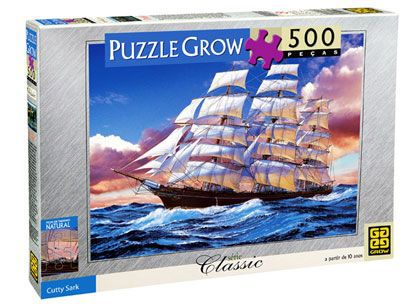 Puzzle Cutty Sark - 251170