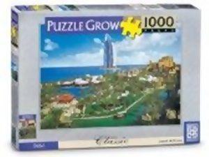 Puzzle Dubai 1000 Peças - 136031