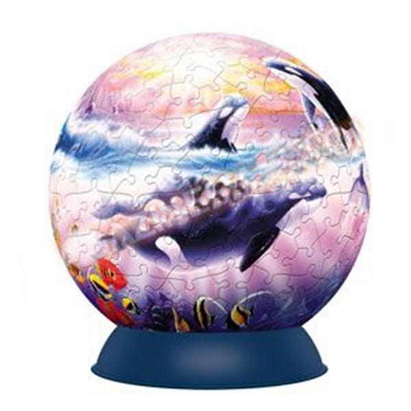 Puzzle Esférico Orca Sunset- 240 Peças  - 137524