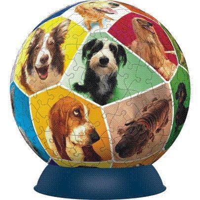 Puzzle Mundo dos Cachorros - 240 Peças B5/1/2 - 137519