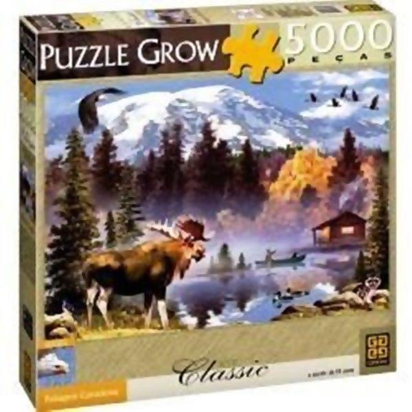 Puzzle Paisagem Canadense - 5000 Peças - 278227