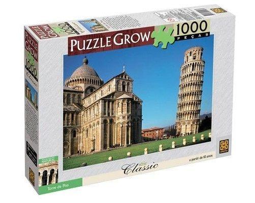 Puzzle Pisa - 1000 Peças - 278107