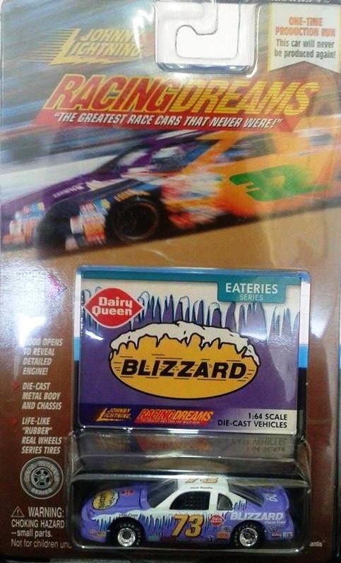 Racing Dreams - Blizzard - 347945
