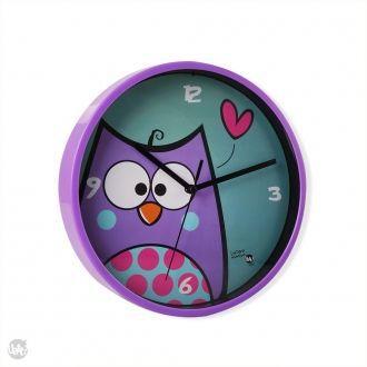 Relógio de Parede Uatt e Arte  -  335038
