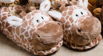 Sapatinho Girafa - 31\33 - A16 -  3897