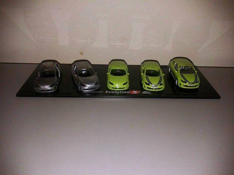 Seat Ibiza Verde - EVOLUTION - 344608