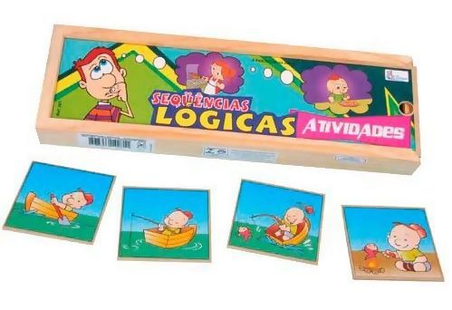 Sequência Lógica - Atividades - 257141