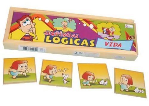 Sequência Lógica - Vida - 257150