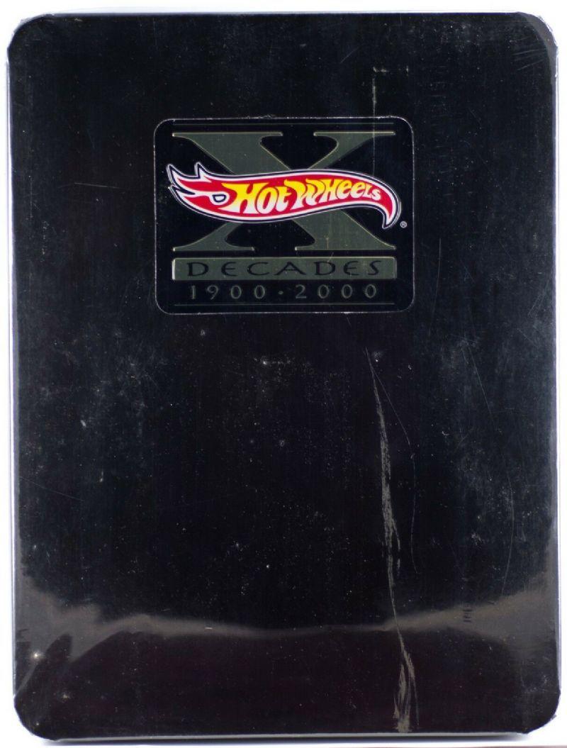 Set Hot Wheels Decades 1900-2000 - 329626