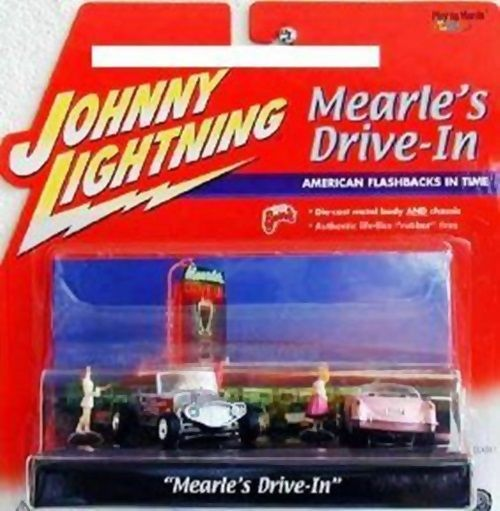 Set Johnny Lightning - Mearles Drive-In - 329546