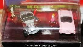 Set Johnny Lightning - Mearles Drive-In - 329546