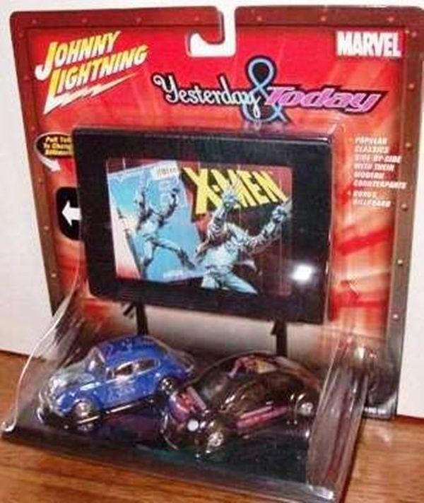 Set Johnny Lightning - X-Men - 329540