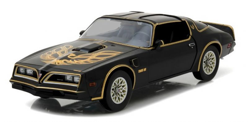 Smokey and the Bandit - 1977 Pontiac Trans Am - 381389 R13