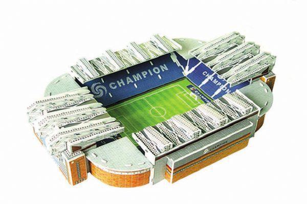 Stadium 3D - 69 Peças  B2 - 137549