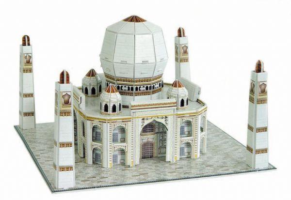 Taj Mahal 3D - 34 Peças - 137532