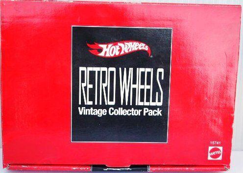 Target - Retro Wheels - 315850