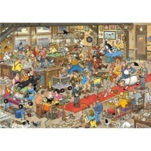 The Dogshow - 3000 peças - 212560