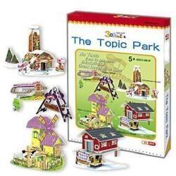 The Topic Park - 55 Peças  B2  - 252030