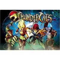 Thundercats - 150 Peças B5/1/2  - 278802