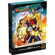 Thundercats - 60 Peças B4 - 278806