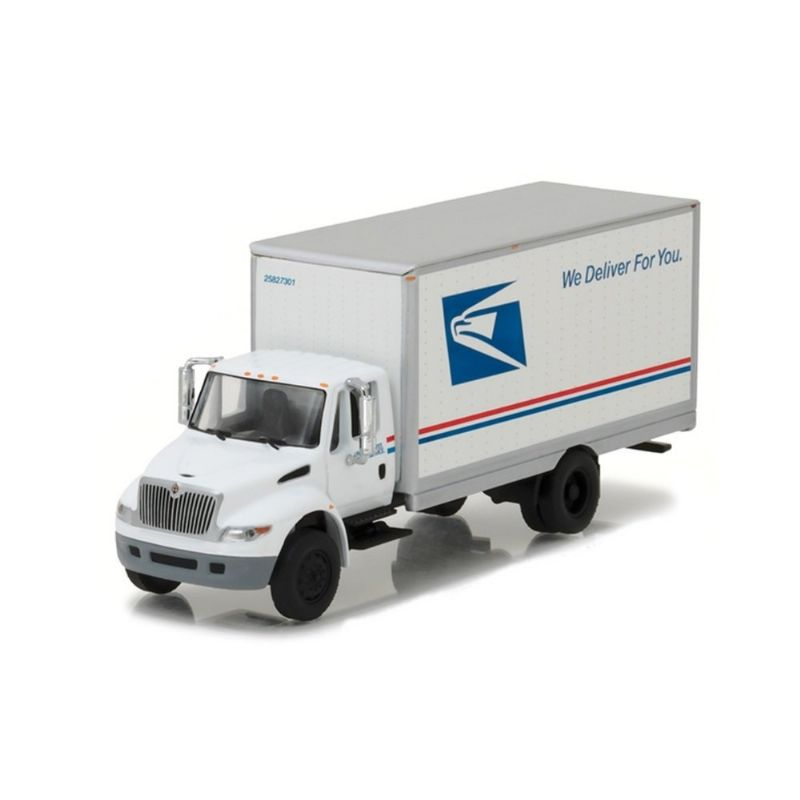 USPS Internatinal DuraStar Box Truck - 380592