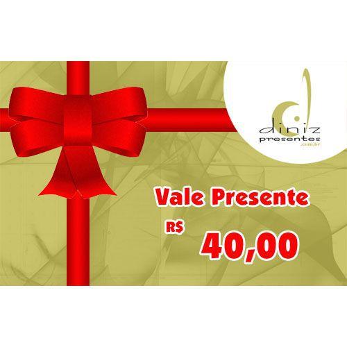 Vale Presente  - 134555