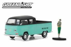 Volkswagen Type 2 Crew Cab With Backpacker - 380580 R13