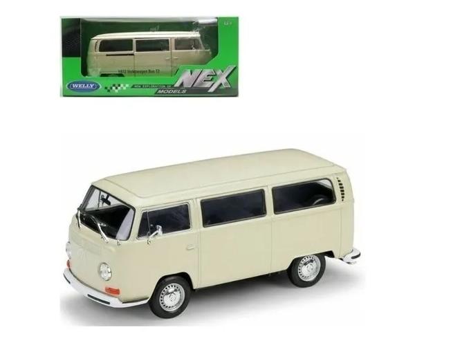 Welly - Volkswagen Bus T2    -  10005