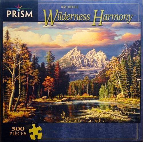 Wilderness Harmony - 1000 Peças B5 - 137694