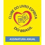 CLUBE DO LIVRO ESPIRITA DO BRASIL - CEIA - ASSINATURA ANUAL