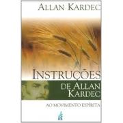 Instruções e Allan Kardec