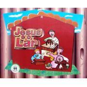 JESUS E O LAR
