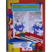 LÍNGUA PORTUGUESA - ESCOLA ESPÍRITA - 3º ANO