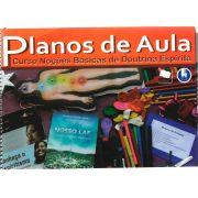 PLANOS DE AULA - CURSO NOÇÕES BÁSICAS DE DOUTRINA ESPÍRITA