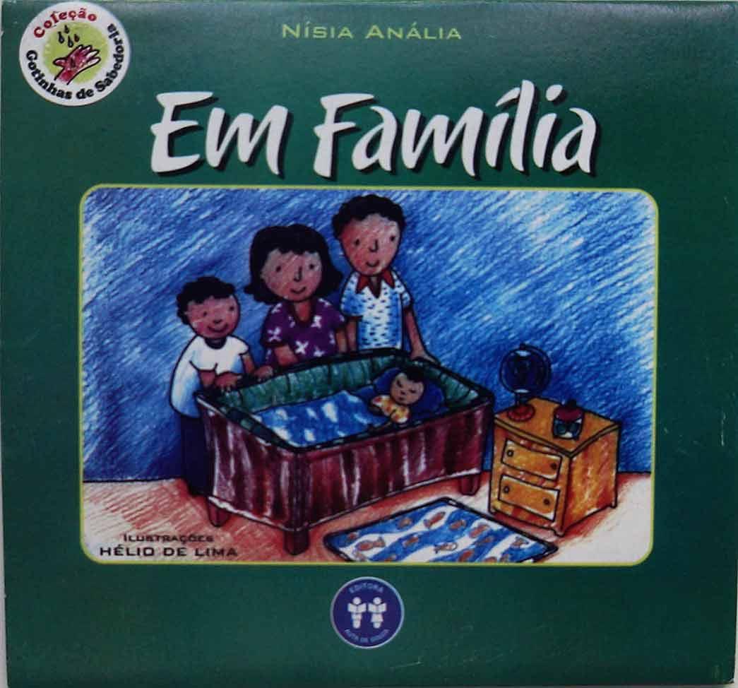 CD - EM FAMÍLIA