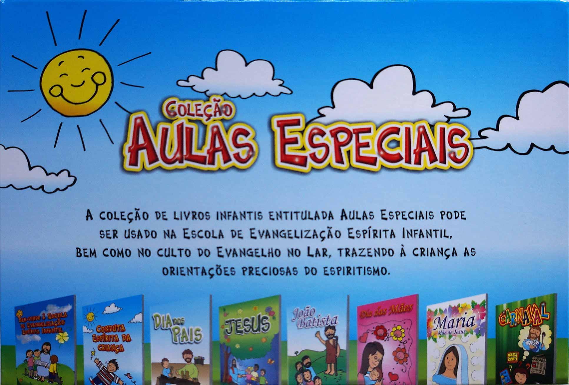 COLEÇÃO AULAS ESPECIAIS