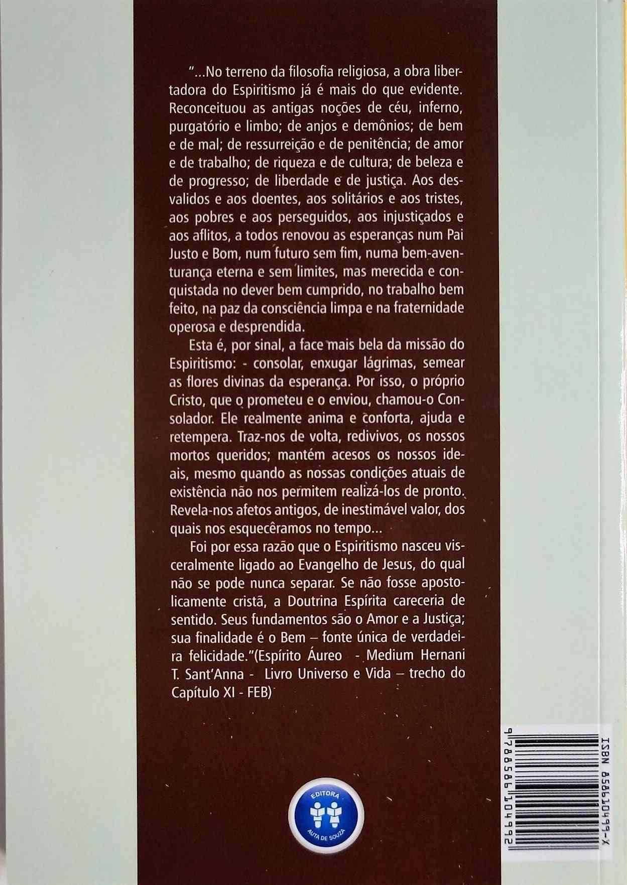 EVANGELHO AUTA DE SOUZA - VERSÃO ECONÔMICA