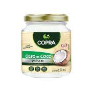 Óleo de coco Virgem 200ml - Copra