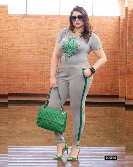 Conjunto Estampa Green