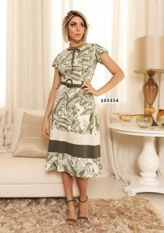 Vestido Lady Estampado