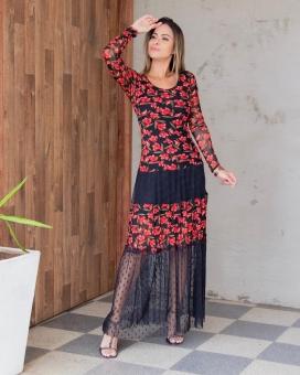 Vestido Paula Viana