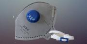 Mascara Descatavel C/ Valvula PFF2 CO