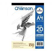 BLOCO DESENHO A3 150G/M² 20FLS NOUVELLE CHANSON
