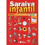 Dicionário da Língua Portuguesa Ilustrado de A a Z Saraiva