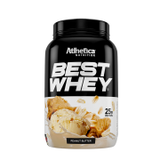 BEST WHEY 900G PEANUT BUTTER
