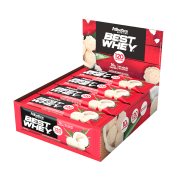 BEST WHEY BAR DISPLAY 12 UNIDADES BEIJINHO DE COCO