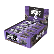 BEST WHEY BAR DISPLAY 12 UNIDADES BROWNIE CHOCOLATE